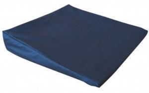 Skråpude, 45x45x6 cm, med vandtæt betræk – rengøringsvenlig og hygiejnisk