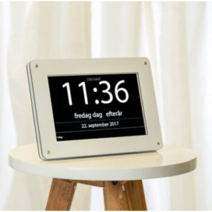 Clockaid All demenskalender og -ur